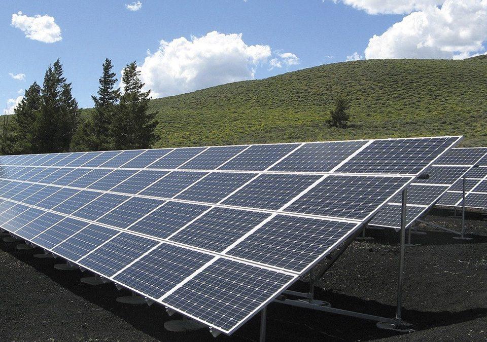 La utilización de energías renovables en cada uno de los equipos
