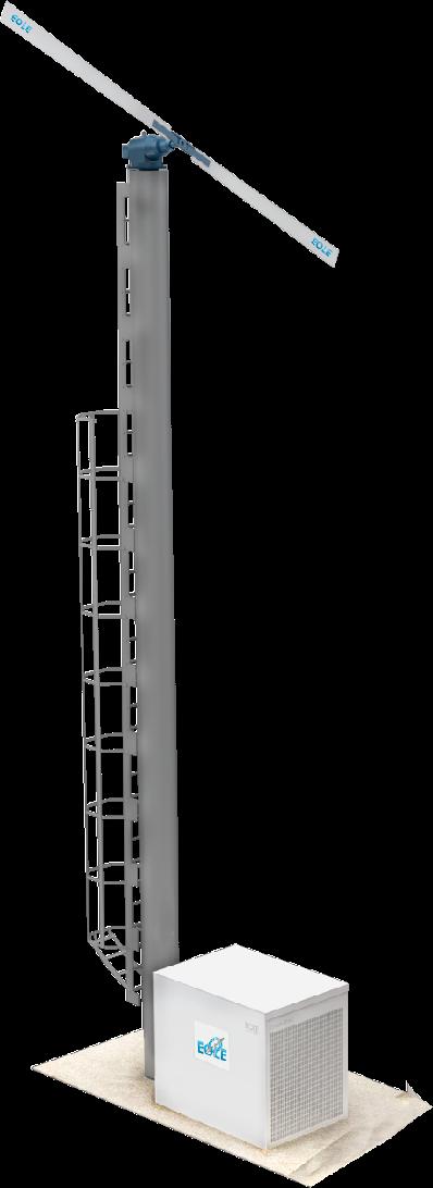 Sistema de protección Antihelada