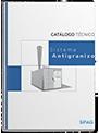 Catálogo técnico - Sistema Antigranizo Grupo SPAG